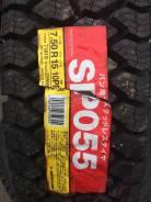 Dunlop SP 055. Зимние, без шипов, 2013 год, без износа, 4 шт