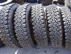 Bridgestone V-steel. Зимние, без шипов, 2009 год, износ: 10%, 1 шт