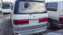 Дверь багажника. Toyota Hiace Regius, KCH46G Двигатель 1KZTE