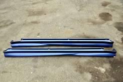 Порог пластиковый. Nissan Stagea, PM35, M35, HM35, PNM35, NM35 Двигатели: VQ25DET, VQ35DE, VQ25DD, VQ30DD
