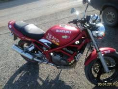Suzuki Bandit. 250куб. см., исправен, птс, с пробегом