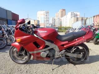 Kawasaki ZZR 400 1. 400 куб. см., исправен, птс, без пробега