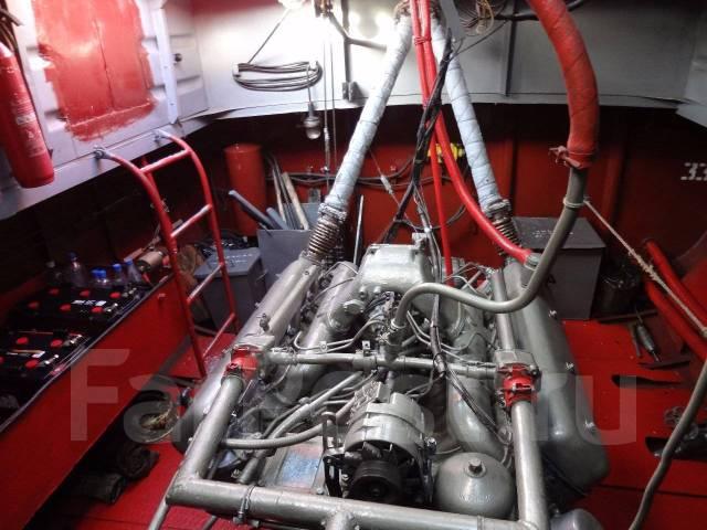 Костромич. Год: 1974 год, длина 17,30м., двигатель стационарный, 150,00л.с., дизель
