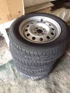 Продам комплект колес yokohama 14. x14