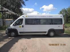 Citroen Jumper. Продается автобус в Омске, 2 200 куб. см., 18 мест