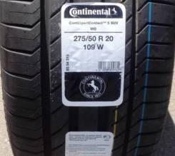 Continental ContiSportContact 5 SUV, 275/50 R20