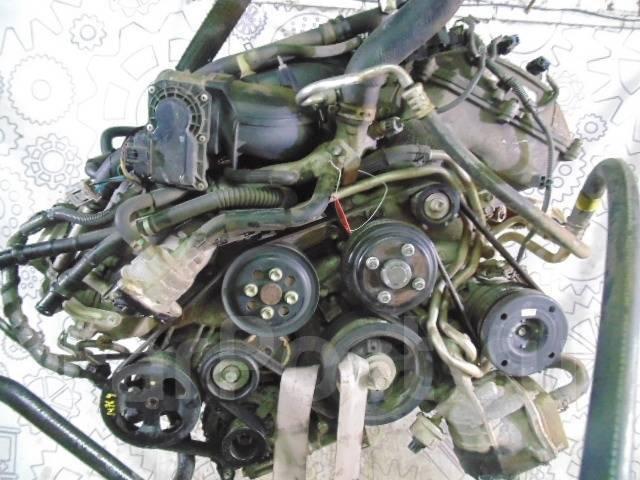 Контрактный (б у) двигатель Тойота Тундра 2008 г. 3URFE 5,7 л бензин