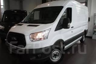 Ford Transit. Фургон Van 310M L2H2 2,2 дизель, 125 л. с., FWD, 2 500куб. см., 990кг.