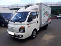 Hyundai Porter II. , 2 500 куб. см., 995 кг.