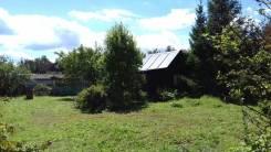 Продается дачный участок 6,9 соток с садовым домом 25м2, Одинцовский р. От частного лица (собственник)