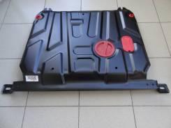 Защита двигателя. Hyundai Solaris Kia Rio, UB Двигатели: G4FC, G4FA