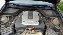 Двигатель в сборе. Infiniti G35, V36 Двигатель VQ35HR. Под заказ