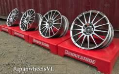 Crimson Linea Sport Super Spoke. 7.0x17, 4x114.30, ET40, ЦО 73,5мм.