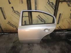 Дверь задняя левая Skoda Octavia 1997-2000