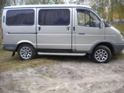 ГАЗ 2217 Баргузин. Продаю баргузин, 2 500 куб. см., 6 мест
