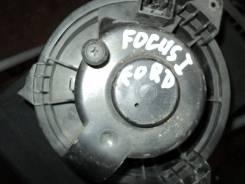 Мотор печки. Ford Focus