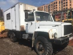 ГАЗ 3308 Садко. Газ-3308, 5 000 куб. см., 3 000 кг.