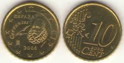 10 центов Испания