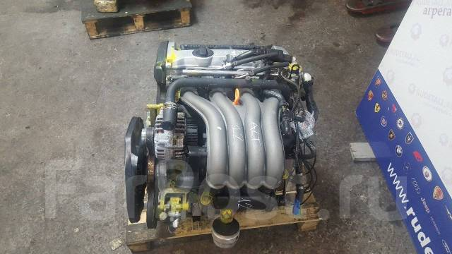 Двигатель в сборе. Volkswagen Passat Audi A6 Audi A4 Двигатель ALT