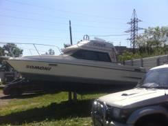 Bayliner. Год: 1992 год, длина 7,40м., двигатель стационарный, 310,00л.с., бензин