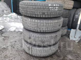 Bridgestone Blizzak MZ-02. Зимние, без шипов, 30%, 4 шт