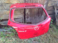Крышка багажника. Mazda Mazda2