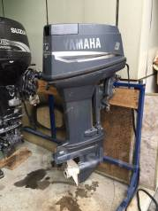 Yamaha. 40,00л.с., 2-тактный, бензиновый, нога L (508 мм), Год: 2003 год