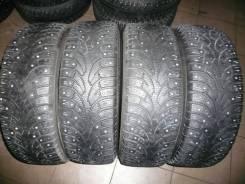 Bridgestone Noranza 2. Зимние, шипованные, 2011 год, износ: 20%, 4 шт