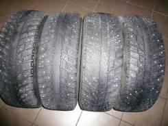 Michelin Ivalo I2. Зимние, шипованные, износ: 20%, 4 шт