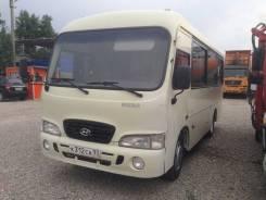 Hyundai County. Автобус Hyundai hd country swb, 3 900 куб. см., 13 мест