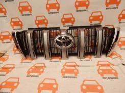 Решетка радиатора. Toyota Land Cruiser Prado, GDJ150W, GDJ151W, GRJ150L, GDJ150L, GRJ151W, GRJ150W, GRJ151, GRJ150