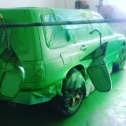 Кузовной ремонт, Покраска, Восстановление после ДТП, Покрытие Raptor