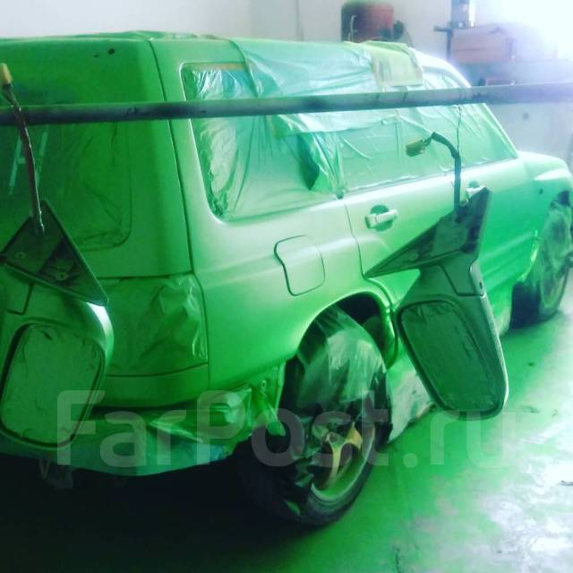 Покраска детали от 1 дня, Кузовной ремонт, Восстановление после ДТП