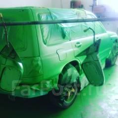 Кузовной ремонт, Покраска детали от 1 дня, Восстановление после ДТП