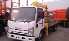 Soosan SCS514. Автомобиль бортовой с КМУ Isuzu FSR90-SLN с КМУ Std, 6 000 куб. см., 8 000 кг.