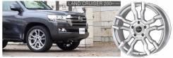 Топовые Колеса для Land Cruiser 200 Lexus LX Jaos Bacchus R22. 10.0x22 5x150.00 ET48 ЦО 110,2мм.