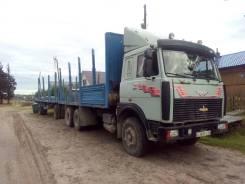 МАЗ 6303. Продается грузовик Маз 6303 с прицепом, 14 860 куб. см., 15 000 кг.