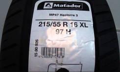Matador MP-47 Hectorra 3. Летние, 2017 год, без износа, 4 шт