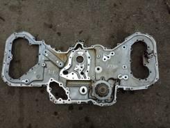 Лобовина двигателя. Subaru Outback Двигатель EZ30