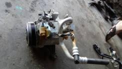 Компрессор кондиционера. Subaru Impreza XV Subaru Impreza Двигатель EL15