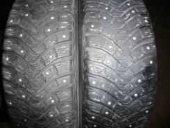 Michelin X-Ice North Xin2. Зимние, шипованные, износ: 20%, 2 шт