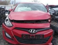 Hyundai i30. 13г красный 1.6 АТ