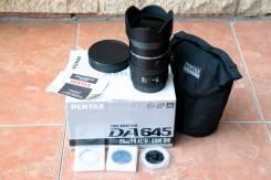 Объектив Pentax SMC DA 645 25mm F4 AL (IF) SDM AW