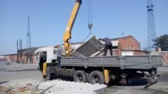 Камаз 53212. Камаз-манипулятор, 10 850 куб. см., 6 600 кг., 15 м.