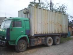 КамАЗ 5320. Продам камаз 5320 с контейнером, 10 000кг., 6x4