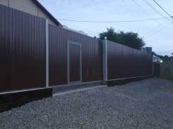 Забор, ворота, калитки. Договор. Гарантия качества. Низкие цены!