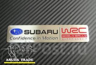 Табличка. Subaru World