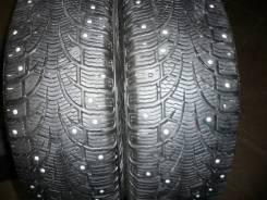 Pirelli Winter Carving Edge. Зимние, шипованные, 2010 год, износ: 10%, 2 шт