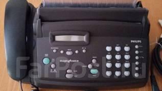 Телефон-факс на коробку конфет