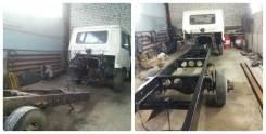 Ремонт, удлинение, модернизация рам, подрамников любых грузовых авто